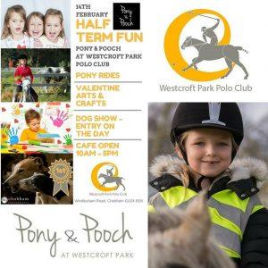 westcroft park half term fun ponies